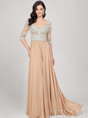 Terani Couture Mother of the Bride dress