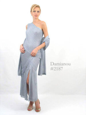Damianou Formal Dress at Vera's Ladies Apparel