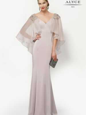 Alyce Paris Mother of the bride dress