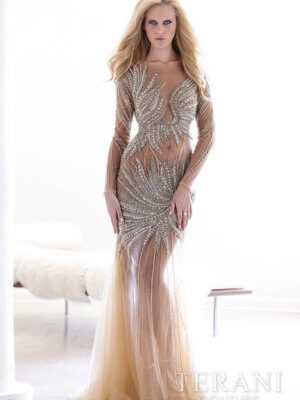 Terani Pageant Gown