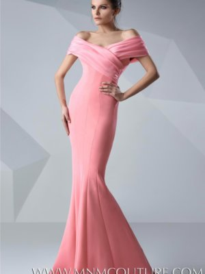 MNM Couture Pink Gown