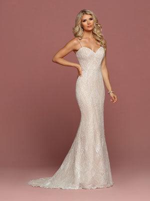DaVinci Bridal - #50480