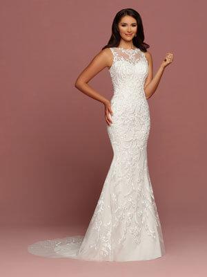 DaVinci Bridal - #50481