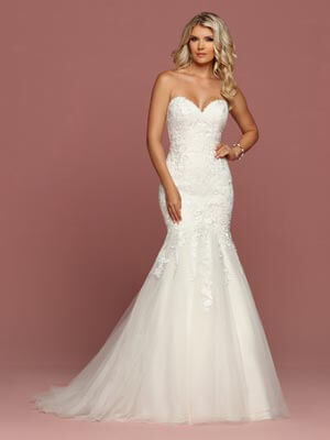DaVinci Bridal - #50502