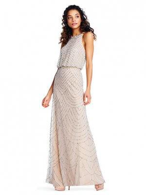 Bridesmaids dresses Adrianna Papell #19191410