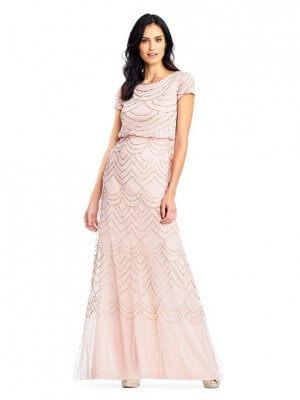 Bridesmaids dresses adrianna Papell #19191610