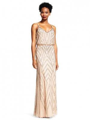 Bridesmaids dresses Adrianna Papell #09186670