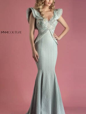 Social occasion dresses by MNM Couture