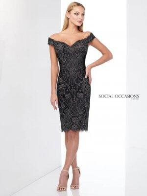 Social occasion dresses by Mon Cheri