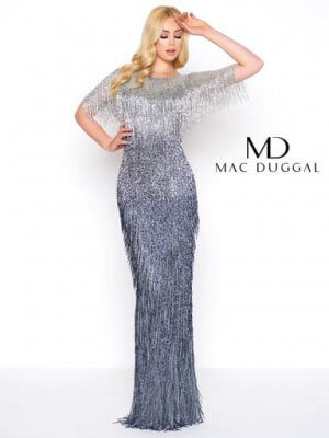 Social occasion dresses by Mac Duggal