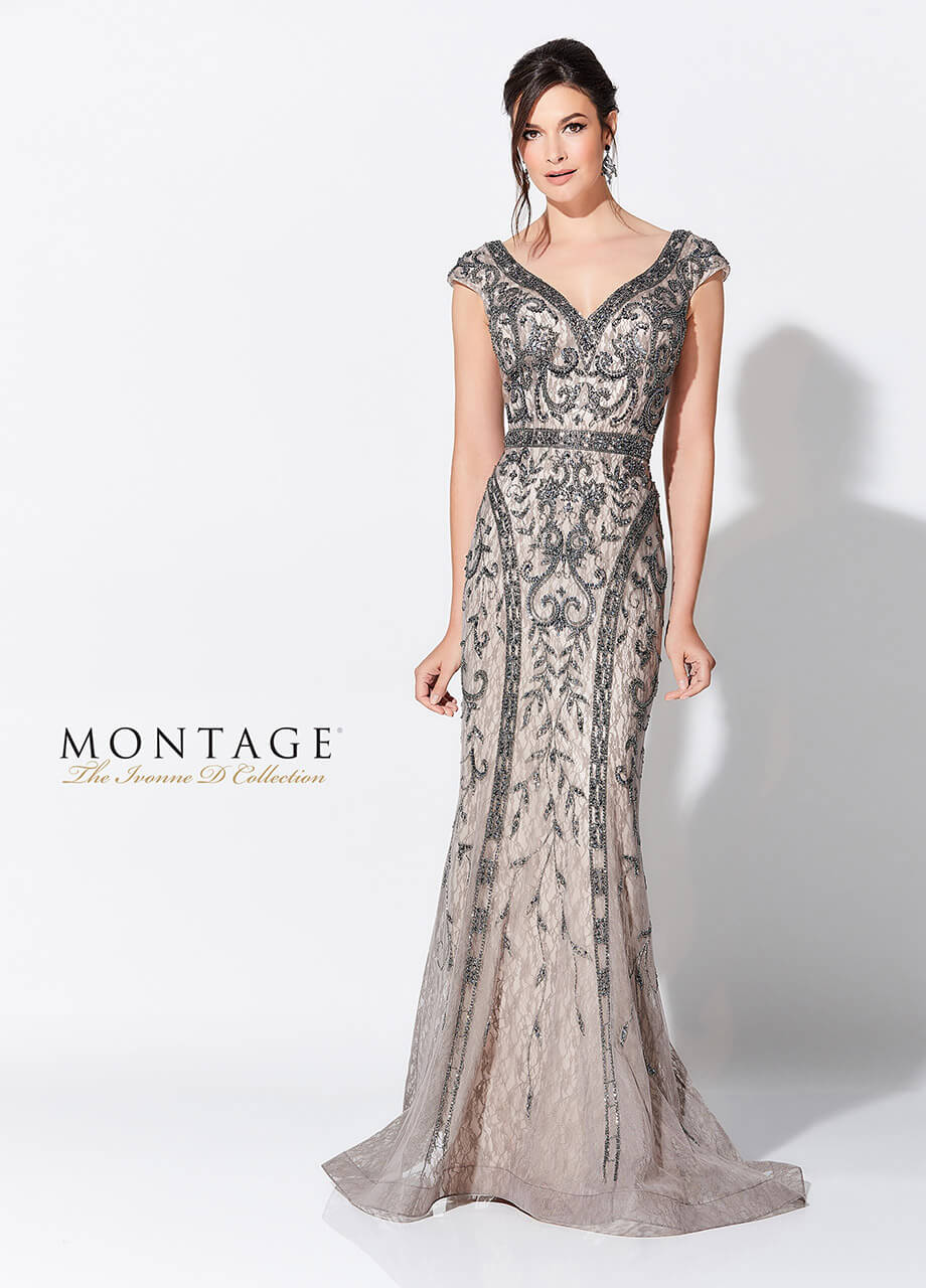 Mon Cheri Mother Of Gown