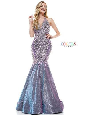 Colors Dress Prom style 2317LC_01