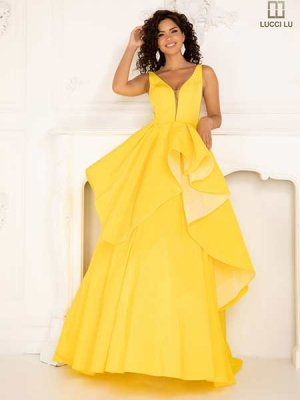 Lucci Lu Prom Dress style 1132