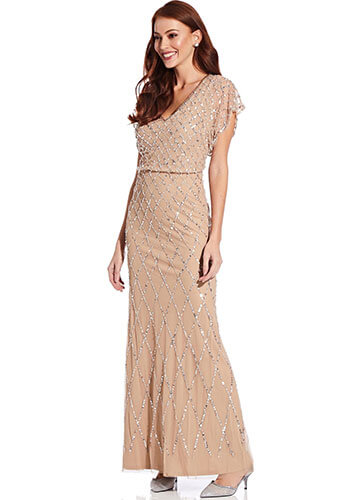 Adrianna Papell Bridesmaid Dress - Style #