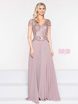 Marsoni by COLORS, Mother of the Bride style M243MV_01