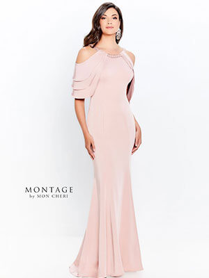 Montage by Mon Cheri Style #120906 in english rose